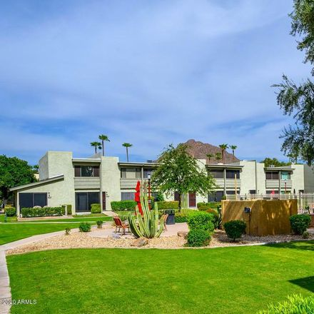 Rent this 1 bed apartment on Scottsdale Fashion Square in 4600 North 68th Street, Scottsdale