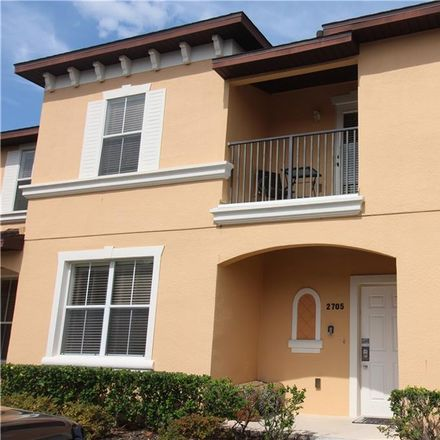 Rent this 3 bed townhouse on Quemar Dr in Kissimmee, FL
