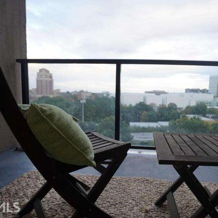 Rent this 1 bed condo on 1280 Peachtree Street Northeast in Atlanta, GA 30309