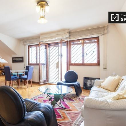 Rent this 1 bed apartment on Via Cimone in 00141 Rome RM, Italy