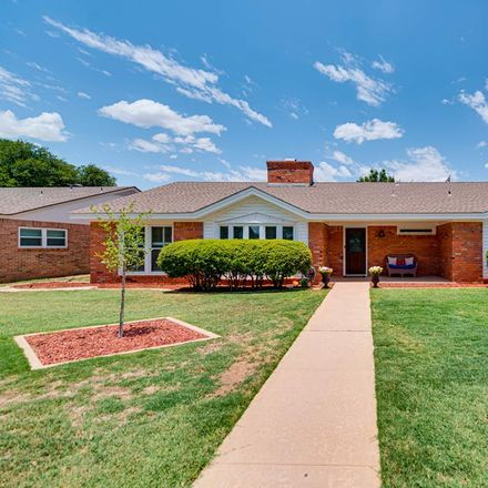 Rent this 3 bed house on 3202 Apperson Drive in Midland, TX 79705