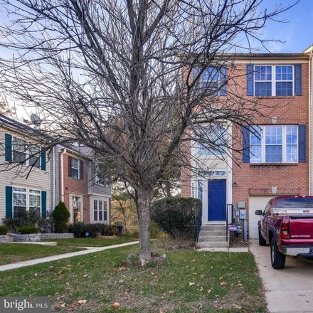 Rent this 3 bed townhouse on Dasher Farm Court in Owen Brown, MD 21045