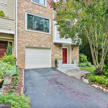 Rent this 3 bed townhouse on 10753 Mist Haven Ter in Rockville, MD