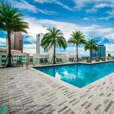 Rent this 2 bed apartment on New River Center in 200 East Las Olas Boulevard, Fort Lauderdale