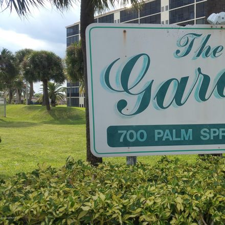 Rent this 2 bed apartment on Palm Springs Cir in Satellite Beach, FL