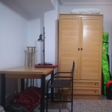 Rent this 3 bed room on Carrer del Ministre Lluís Mayans in 46019 Valencia, Spain