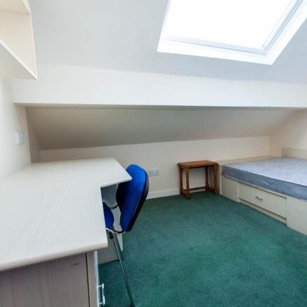 Rent this 4 bed house on Winston Gardens in Leeds LS6 3JY, United Kingdom