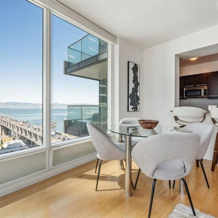 Rent this 2 bed condo on One Rincon Hill South Tower in 425 1st Street, San Francisco