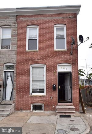 Rent this 2 bed townhouse on 501 North Rose Street in Baltimore, MD 21205