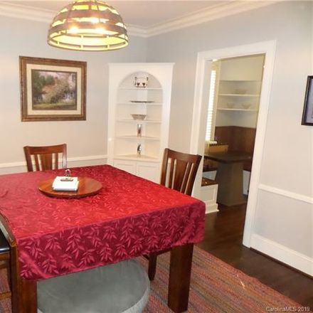 Rent this 3 bed house on 1614 Dilworth Road East in Charlotte, NC 28203