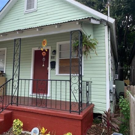 Rent this 2 bed house on 1010 East 15th Avenue in Tampa, FL 33605