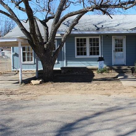 Rent this 2 bed house on 2106 Magnolia Street in Coleman, TX 76834