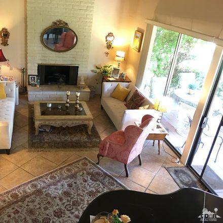 Rent this 3 bed condo on 69940 Los Cocos Court in Rancho Mirage, CA 92270