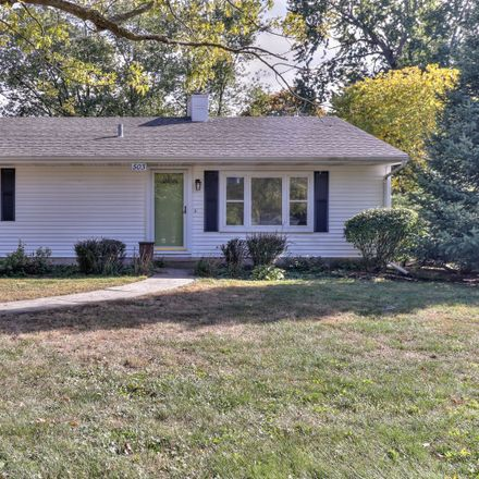 Rent this 3 bed house on 503 East Main Street in Tolono, IL 61880