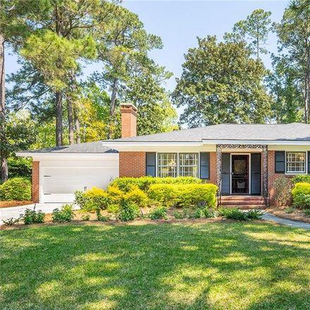 Rent this 3 bed house on 102 Brandywine Road in Savannah, GA 31405