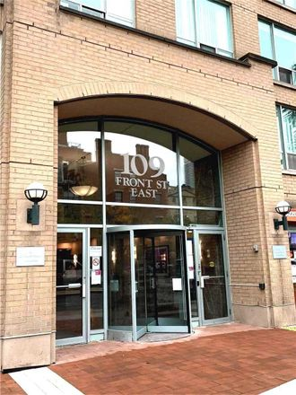 Rent this 1 bed apartment on St Lawrence Market in Toronto, ON M5A 4P7