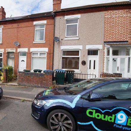 Rent this 3 bed house on Gresham Street in Coventry CV2 4ER, United Kingdom