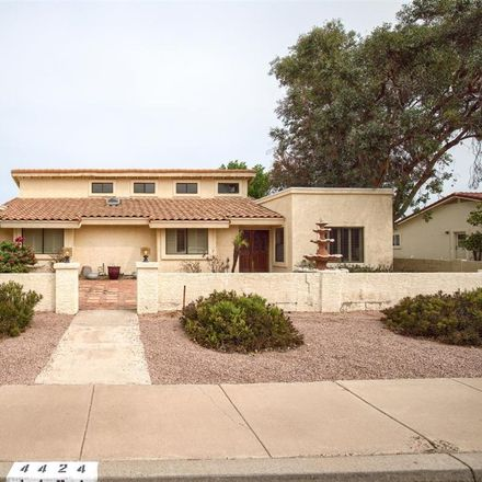 Rent this 3 bed house on 4424 East Fairfield Street in Mesa, AZ 85205