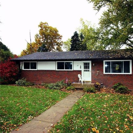 Rent this 3 bed house on 124 Munntown Road in Nottingham Township, PA 15330