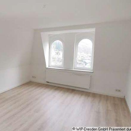 Rent this 3 bed loft on Roßthaler Straße 2 in 01705 Freital, Germany