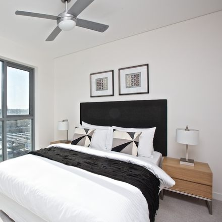 Rent this 1 bed apartment on 12061/35 Campbell Street