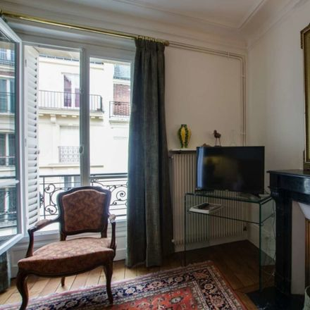 Rent this 1 bed apartment on 12 Rue Jeanne Hachette in 75015 Paris, France