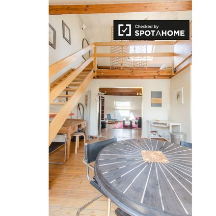 Rent this 1 bed apartment on Chaussée d'Ixelles - Elsense Steenweg 280 in 1050 Ixelles - Elsene, Belgium