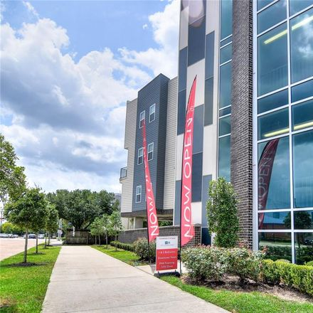 Rent this 1 bed loft on 1011 Studemont Street in Houston, TX 77007
