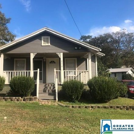 Rent this 2 bed house on 8419 2nd Avenue in Morris, AL 35116