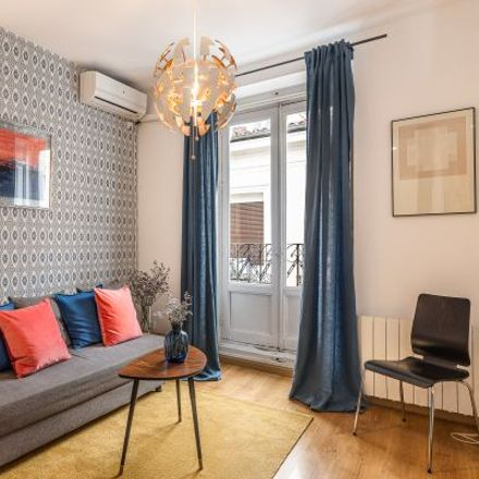 Rent this 1 bed apartment on Calle del Doctor Piga in 11, 28012 Madrid