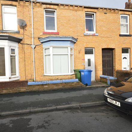Rent this 3 bed house on Caledonia Street in Scarborough YO12 7DP, United Kingdom