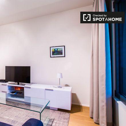 Rent this 1 bed apartment on Rue du Prince Albert - Prins Albertstraat 29 in 1050 Ixelles - Elsene, Belgium
