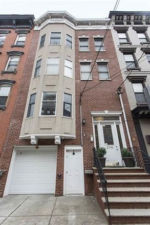 Rent this 3 bed apartment on 206 Willow Avenue in Hoboken, NJ 07030