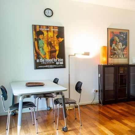 Rent this 1 bed apartment on Claudiusstraße 13 in 10557 Berlin, Germany
