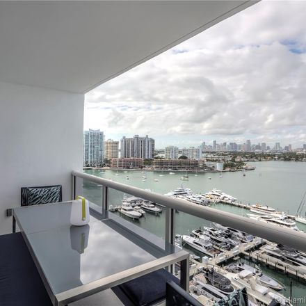 Rent this 3 bed condo on Sunset Harbour Dr in Miami Beach, FL