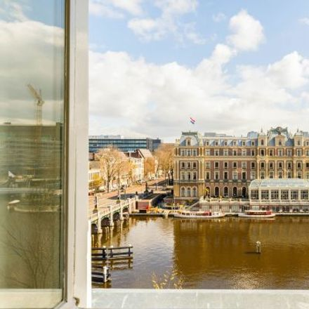 Rent this 3 bed apartment on Sarphatikade 1A in 1017 WV Amsterdam, Netherlands
