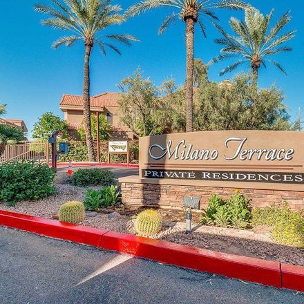 Rent this 2 bed townhouse on East Shea Boulevard in Scottsdale, AZ 85253