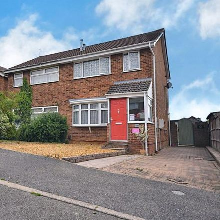 Rent this 3 bed house on Nelson Drive in Rothwell NN14, United Kingdom