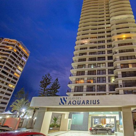 Rent this 1 bed apartment on Surfers Paradise