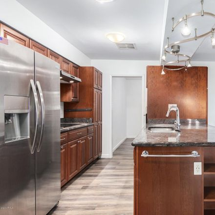 Rent this 3 bed townhouse on 5028 North 78th Street in Scottsdale, AZ 85250
