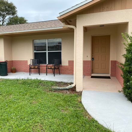 Rent this 3 bed apartment on Player Cir N in Melbourne, FL