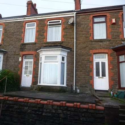 Rent this 3 bed house on Horeb Road in Morriston SA6 7AL, United Kingdom