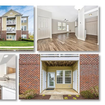Rent this 2 bed condo on 8206 Blue Heron Drive in Frederick County, MD 21701