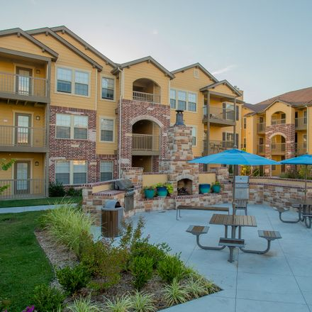 Rent this 1 bed apartment on 1170 North Linden Circle in Wichita, KS 67206