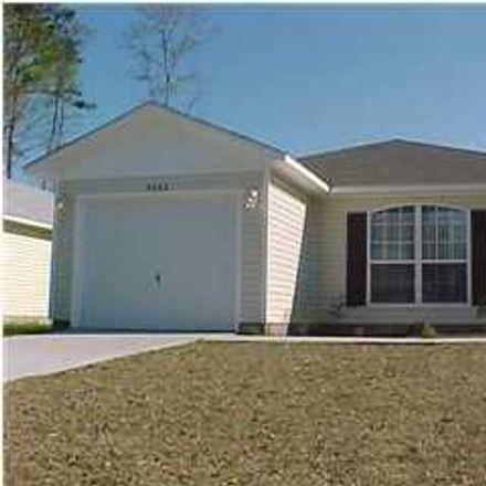 Rent this 3 bed apartment on 5466 Cherub Cir in Milton, FL