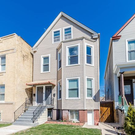 Rent this 7 bed duplex on West Byron Street in Chicago, IL 60641