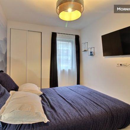 Rent this 2 bed apartment on 65 Rue du Point du Jour in 92100 Boulogne-Billancourt, France