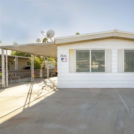 Rent this 2 bed house on 3640 South Cereus Drive in Yuma, AZ 85365