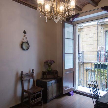Rent this 2 bed apartment on Església de Sant Felip Neri in Plaça de Sant Felip Neri, 08001 Barcelona