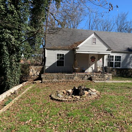 Rent this 2 bed house on 3727 Anderson Avenue in Chattanooga, TN 37412